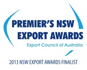 Byron was a finalist in the Agribusiness and small business categories in our inaugural participation year.